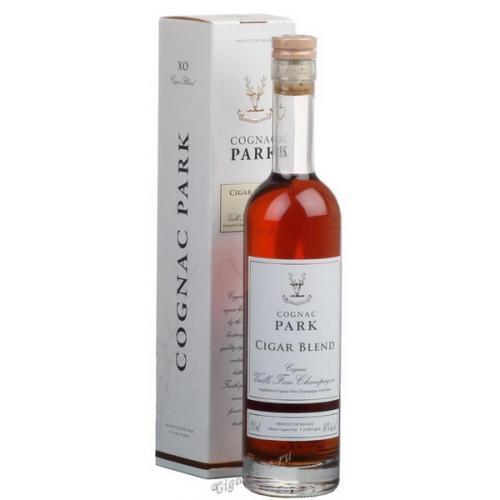Коньяк Park Cigar Blend 0,7л 40% дер.кор (Франция,Grande Champagne, ТМ Park)