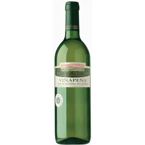 Вино Vinapena White бел.сух 0,75л 11% (Испания, Кастилья ла Манча, ТМ Vinapena)