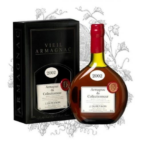 Armagnac Dupeyron millesime 2002 1,5л 40% кор (Франция,Armagnac,ТМ Ryst-Dupeyron)