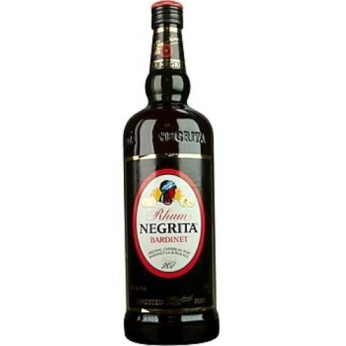 Ром Negrita Dark 1л 37,5% (Франция, Мартиника, ТМ Negrita)