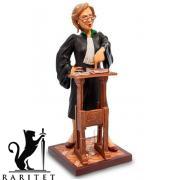 Статуэтка скульптора Guillermo Forchino Адвокат 22 см