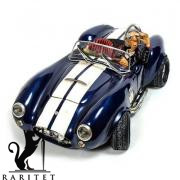 Статуэтка скульптора Guillermo Forchino Shelby Cobra 427 S/C l-32