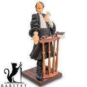 Статуэтка скульптора Guillermo Forchino Адвокат H=40