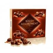 Конфеты Roshen Assortment classic черный шоколад 154г