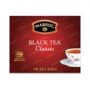 Чай черный Black Tea Classic Red 25пак*2г (Шри Ланка, ТМ Mabroc)