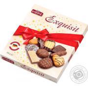 Печенье ассорти Exquisit 200г картон (Германия, ТМ Lambertz)