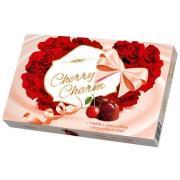 Конфеты Choco flower вишня в шоколаде с ликером 96г (Польша, ТМ Magnat)
