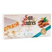 Нуга San Andres soft с тропическими фруктами 250г (Испания, ТМ San Andres)