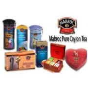 Чай черный  Mabroc Kandy BOP 90г ж/б (Шри Ланка, ТМ Mabroc)