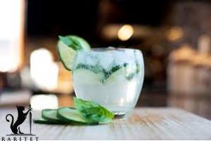 Джин London Hill – кристально-прозрачный напиток